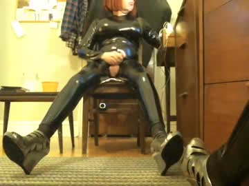 [12-11-19] feelsexyinlatex private sex video from Chaturbate